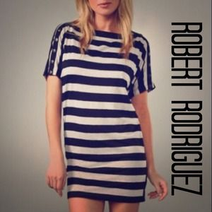 Robert Rodriguez snap dress