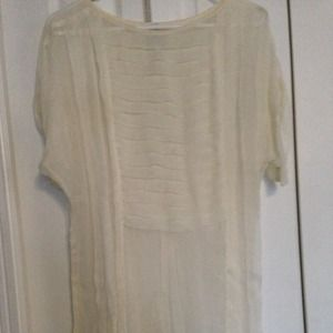 Free People Tops - Reserved Free People Sheer Tunic