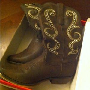 322ecc1b207 American Rag Western/Cowboy Boots