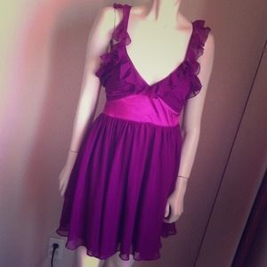 Forever 21 Dresses & Skirts - Purple Goddess Dress