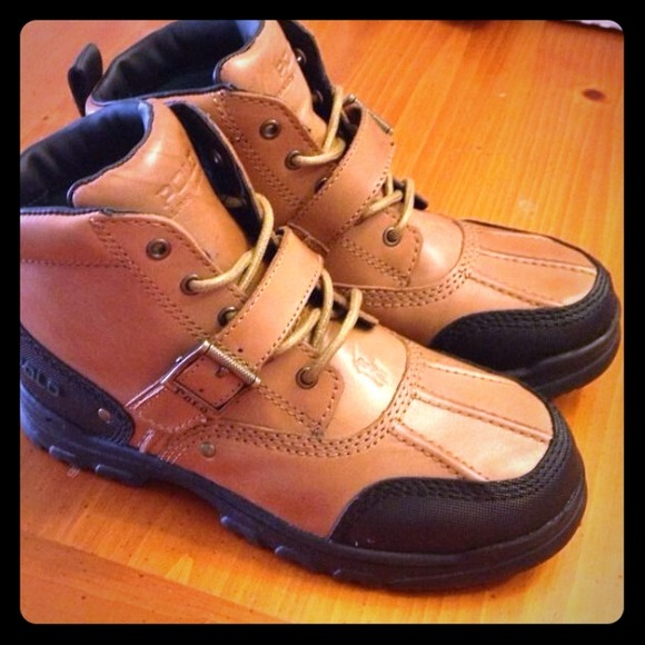 Soldpolo Ralph Lauren Snow Boots Womens