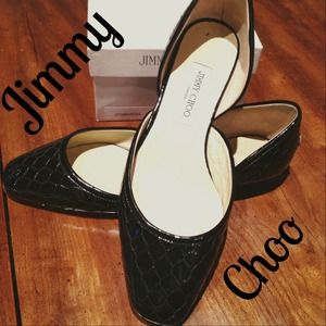 Fabulous Jimmy Choo Flats