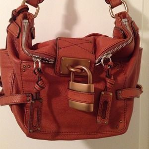 Authentic Chloe Paddington Hobo Whiskey Color$⬇️