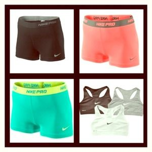 Looking for Xs nike pros!