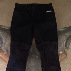 Addl pics of jbrand suede jeans