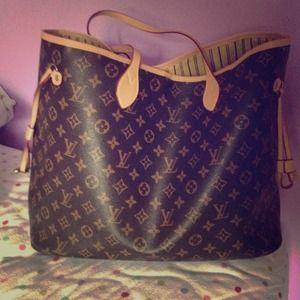 Handbags - 🚫Inspire Louis Vuitton Never full Bag
