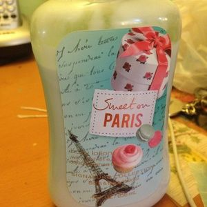"Bath and Body Works Other - B&BW ""Sweet on Paris"" Signature Body Lotion"