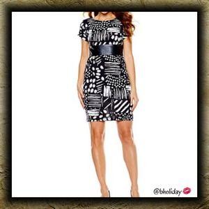 Dresses & Skirts - 🔥BLACK & WHITE dress - M