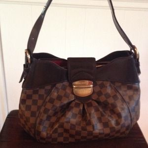 Louis Vuitton Handbags - Louis Vuitton Damier Ebene Canvas Bag