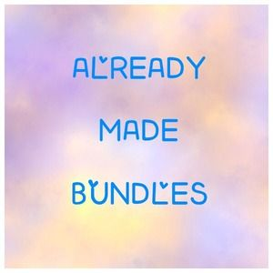 I have nice bundles for Great prices :)