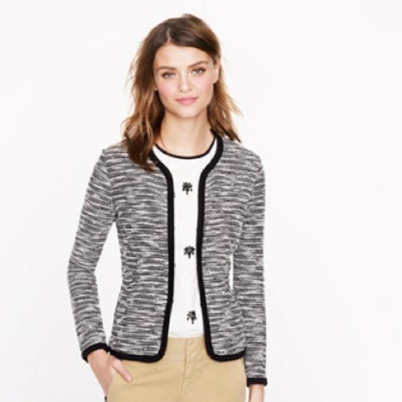 J. Crew Jackets & Blazers - JCrew Tweed Jacket