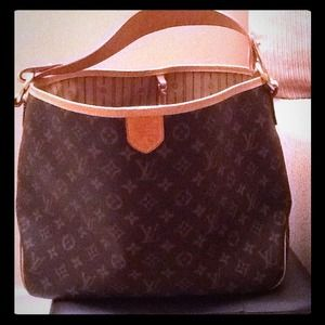 Authentic Louis Vuitton bag.