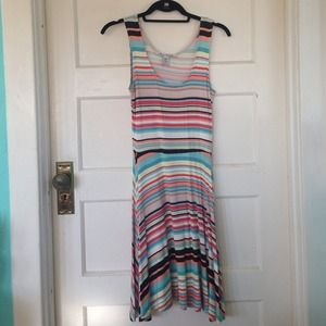 American Rag Dresses & Skirts - Multicolored striped dress.