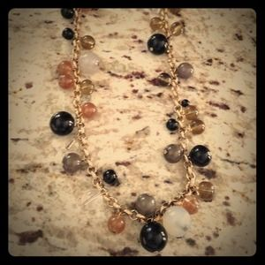 J. Crew Bead Necklace
