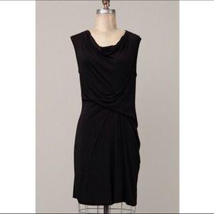 NWOT Draped Neck Dress