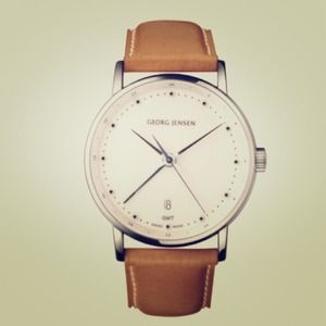 Georg Jensen Accessories - Georg Jensen Koppel Men's Watch