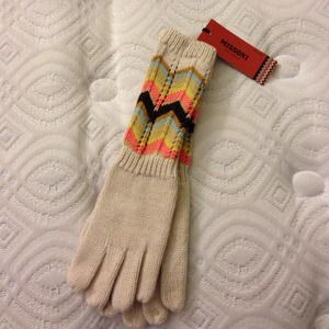 Missoni Accessories - Missoni gloves
