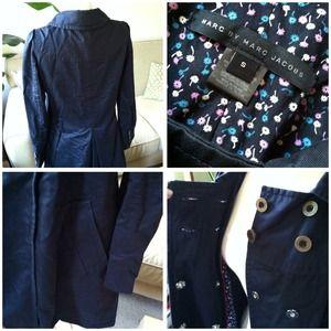 Marc by Marc Jacobs Jackets & Coats - SALE✨ Marc Jacobs Navy Coat