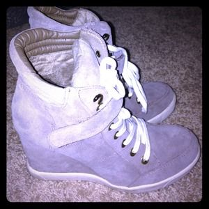 Steve Madden Shoes - Steve Madden Wedge Sneakers