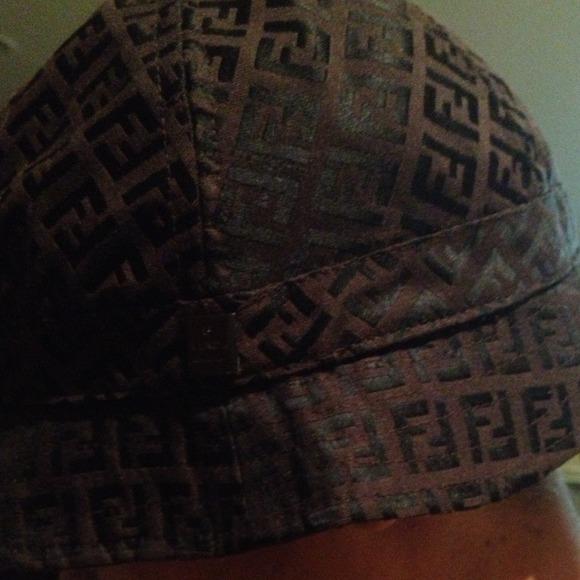 71% off FENDI Outerwear - Fendi Bucket Hat from Blond's ...