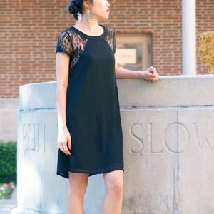 Clara shift dress