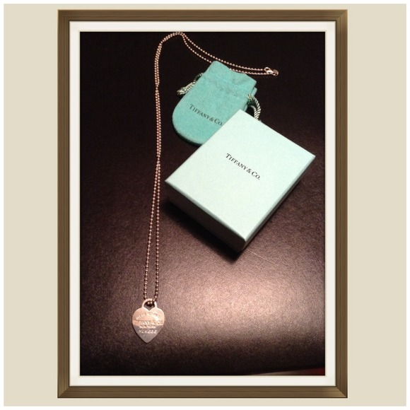 6eac910f6 Tiffany & Co. Jewelry | Preowned Tiffany Long Chain Necklace Sold ...