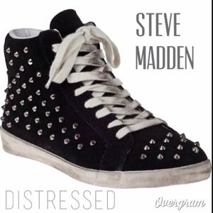 Steve Madden Shoes - Studded Sneaker