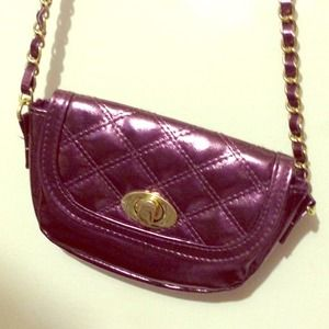 ASOS Handbags - Purple purse