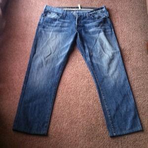 Men's jeans size 38