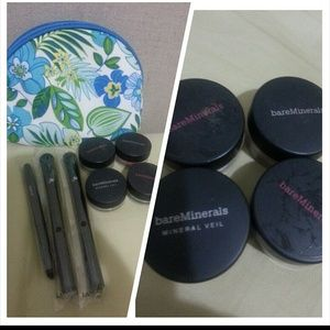 Bare Minerals Other - **Reduced!!**BUNDLE OF BARE MINERALS