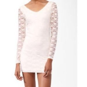 long sleeve lace dress forever 21 | ivo hoogveld