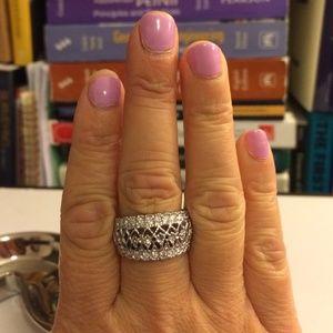 Jewelry - 💍Cubic Zirconia Glam Ring
