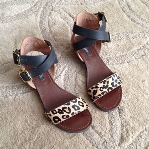 Shoemint Shoes - Shoemint Bridget Sandals