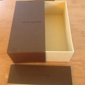 Louis Vuitton Accessories - Authentic Louis Vuitton Sunglass Box