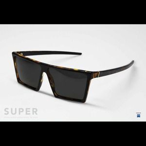 Super Sunglasses Accessories - SUPER Sunglasses  W Black&Briar