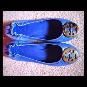 Tory Burch Reva Ballerina Flat shoes 5.5