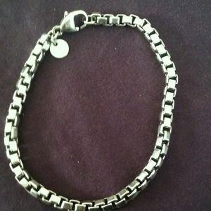 Tiffany &co Venetian link bracelet