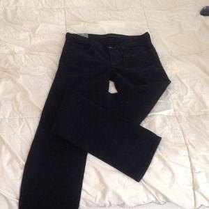 Black J brans jeans