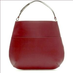 Zara Handbags - Zara limited edition genuine leather hobo purse
