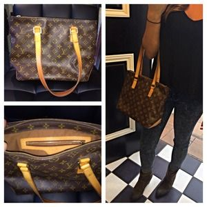 Piano Louis Vuitton handbag