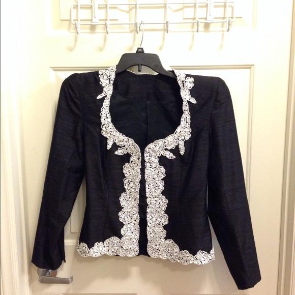 77b81fdfd6 handmade Jackets   Blazers - Hand sequined pearl sequin embellished jacket