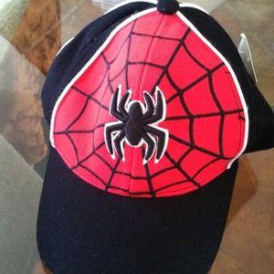 Spider Man Infant Hat