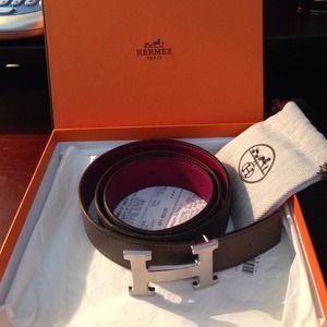 Accessories - Hermes Belt