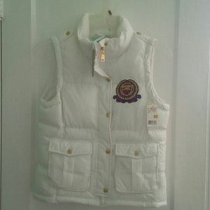 REDUCED!!!!  US POLO Association Puff Vest