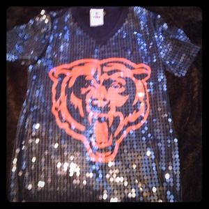 PINK sequined Bears jersey VERY rare for Katieb!!!