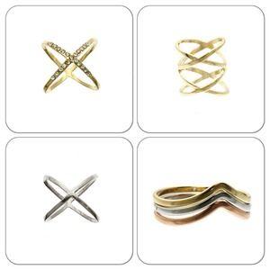 Rings. Knuckle rings