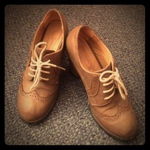 Shoes - Brown Oxford