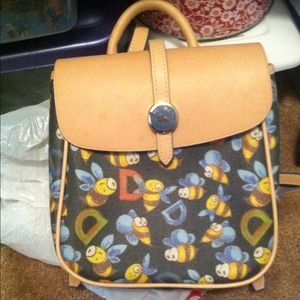 Authentic Dooney and Bourke backpack!!