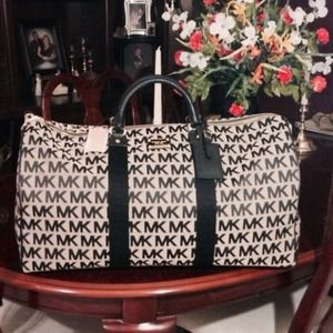 Michael Kors Handbags - Michael Kors Duffel Bag NWT