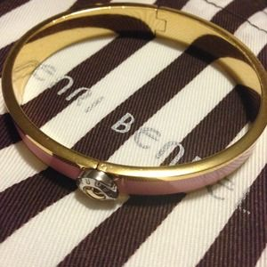 Henri Bendel  Jewelry - 💯AUTH { Henri Bendel } bangle in PINK